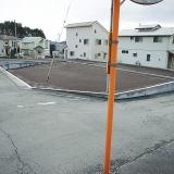 小泉第三期分譲地:全景(西北側より撮影)