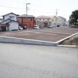 石坂・高林分譲地:北側より全景